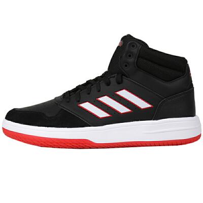 Adidas阿迪达斯男鞋运动耐磨高帮休闲鞋EH1145 运动耐磨高帮休闲鞋