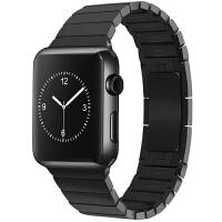 陶瓷apple watch手表带适用苹果iwatch1/2男女42/38mm不锈钢