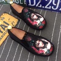 老北京布鞋男社会人帆布鞋男鞋子男士休闲鞋懒人鞋学生板鞋豆豆鞋