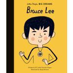 小男孩,大梦想:李小龙 Bruce Lee 英文原版 绘本 精装大开本 名人传记 Little People, Big