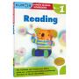 Kumon Reading Workbooks G1 公文式教育英文原版 阅读练习册 一年级 6-7岁 思维技能训练教辅 儿童英文原版进口图书