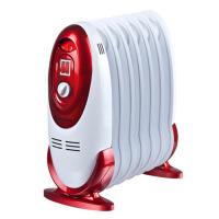 7片家用取暖器电热迷你小油汀电暖器2 3档