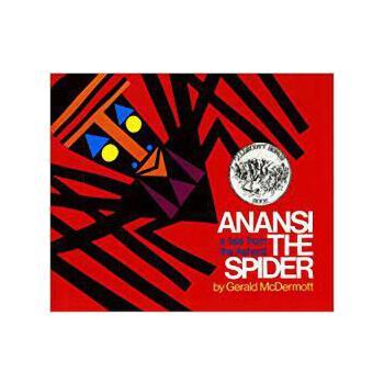 【预订】Anansi the Spider: A Tale from the Ashanti 9780805003109 美国库房发货,通常付款后3-5周到货!