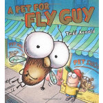 A Pet for Fly Guy 苍蝇小子的宠物 ISBN9780545316156
