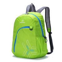 户外超轻皮肤包可折叠收纳双肩背包男女徒步登山包防水便携