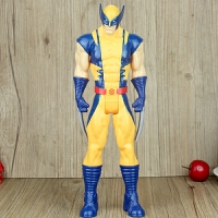 复仇者联盟超凡蜘蛛钢铁侠美国队长2绿巨人玩具人偶可动手办模型