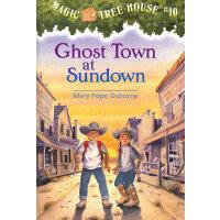Magic Tree House #10:Ghost Town at Sundown 神奇树屋10:幽灵镇的牛仔 97