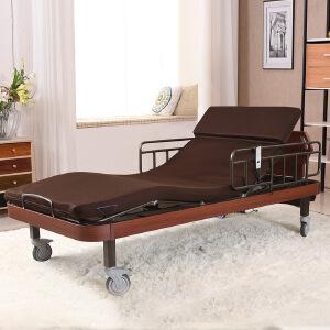 未蓝生活家用护理床瘫痪病人老人辅助起床多功能电动升降 床垫宽83cm厚7cm VLHL300