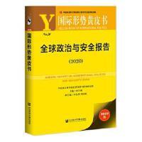 全球政治与安全报告2020 9787520158435 社会科学文献出版社 张宇燕