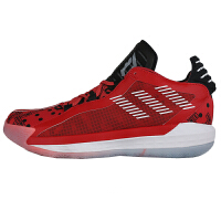 Adidas阿迪达斯男鞋运动鞋Dame 6 GCA耐磨实战篮球鞋EF9878