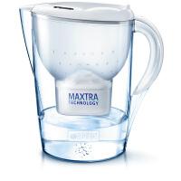 【当当自营】 BRITA 碧然德 Marella 金典系列 滤水壶 2.4L 白色