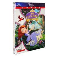 小公主苏菲亚:奇幻之旅 DVD 高清正版迪士尼动画片光盘 中英双语