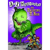 Talking T.Rex(A to Z 20) 神秘事件20: 会说话的霸王龙
