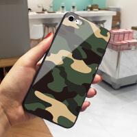 迷彩风iPhone Xr手机壳Xs max软边iPone6苹果x潮女ihone6s个性xr创意pg8 6/6s 黄绿迷