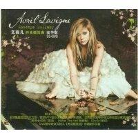 正版现货 艾薇儿 再见摇篮曲 豪华版 CD DVD Avril
