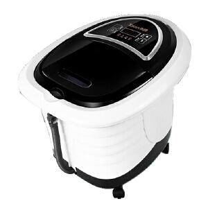 [当当自营]泰昌 金泰昌养生足浴盆足浴气血养生机TC-2052全自动电动滚轮按摩/无静电 新老包装更换中
