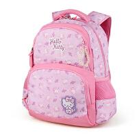 Hello Kitty凯蒂猫 KT1031A粉紫 护脊儿童书包小学生书包女幼儿园背包 当当自营