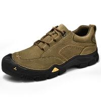 男鞋 男士运动户外鞋登山鞋休闲徒步鞋防滑耐磨旅游鞋子