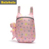 巴拉巴拉童装女童书包儿童时尚双肩包 2017夏季新款休闲书包女