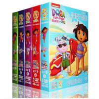 原装正版 爱探险的朵拉 6-8季dvd碟片 第六七八季全集 爱冒险的朵拉 儿童英语启蒙动画片25DVD光盘碟片
