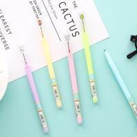 爱好80234可擦中性笔 小学生摩易擦水笔 热可擦魔力擦笔 12支装