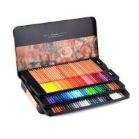 马可雷诺阿3100油性彩色铅笔 100色彩铅 铁盒装涂色填色彩笔