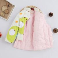 女童旗袍长袖棉袄儿童棉花旗袍唐装小孩宝宝女孩棉衣