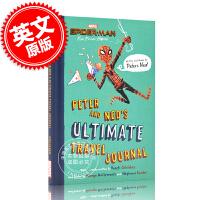 现货 蜘蛛侠:英雄远征 彼得与内德的旅行日记 英文原版 Spider-Man: Far From Home 精装 同名