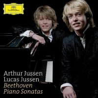 现货 [中图音像][进口CD]贝多芬钢琴奏鸣曲 尤森兄弟 Beethoven Piano Sonatas