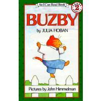 现货 英文原版 Buzby 汪培�E早教系列 I Can Read **阶段