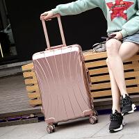 密码箱箱子行李箱男潮拉杆箱女韩版26寸大容量24个性旅行箱万向轮
