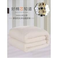 棉被纯棉花被芯棉絮床垫被子冬被新疆垫被加厚保暖冬季被褥子