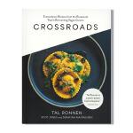 现货 Crossroads 十字路口餐厅 洛杉矶素食餐厅食谱 地中海美食 植物性饮食 素食主义食谱 英文原版