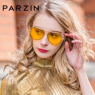 帕森偏光太阳镜 女明星宋佳同款 迷幻炫彩潮墨镜 太阳镜
