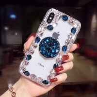 oppo手机壳女款带钻石r9s奢华水钻边框r9Splus新款A7X日韩潮