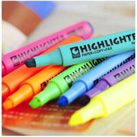 STA斯塔三角杆彩色荧光笔3240 标记笔