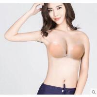 隐形文胸 户外新款硅胶泳衣礼服硅胶胸垫 加厚型小胸聚拢硅胶文胸
