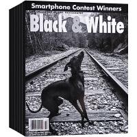 美国 BLACK & WHITE 杂志 订阅2020年 F24 BW 欧美黑白摄影艺术杂志