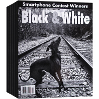 美国 BLACK & WHITE 杂志 订阅2021年 F24 BW 欧美黑白摄影艺术杂志
