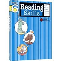Harcourt Family Learning Reading Skills 哈考特阅读技巧 小学六年级 阅读理解 国