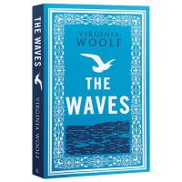 海浪 The Waves 英文原版 维吉尼亚伍尔夫 Virginia Woolf 经典文学 英文版进口原版英语书籍