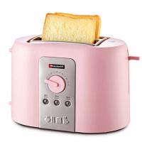 家用全自动吐司土司机2片多士炉早餐烤面包机