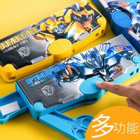 联众超级飞侠笔袋男女学生文具盒铅笔包简约大容量创意卡通830035