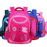 开学必备小学生书包 儿童书包小学生1-2-3年级男生女童双肩背包6-12周岁韩版 开学礼物