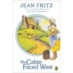 英文原版 小屋朝西 The Cabin Faced West