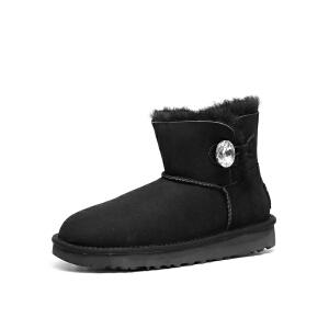 【现货】香港直邮UGG2018秋冬新款女士雪地靴经典系列雪地靴1016554专柜正品