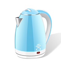 宿舍家用电热水壶食品级不锈钢自动断电电快壶烧水壶