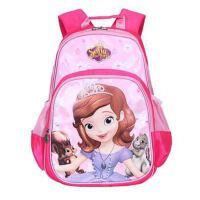 【包邮】迪士尼书包 动漫卡通儿童双肩背包小学生1-4年级防水减负书包