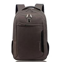男士书包大学生双肩电脑背包男女双肩包商务书包旅行包 15寸