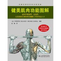 【二手书8成新】健美肌肉功能图解 (法)德拉威尔甘地 山东科学技术出版社